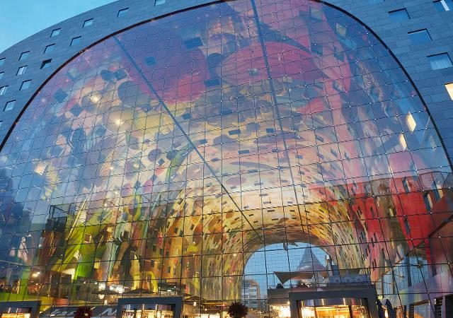 Glass Design Will Protect Building from Bomb Explosions