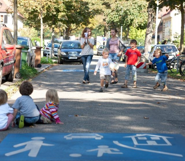 Cities Must be Built for Children to Play