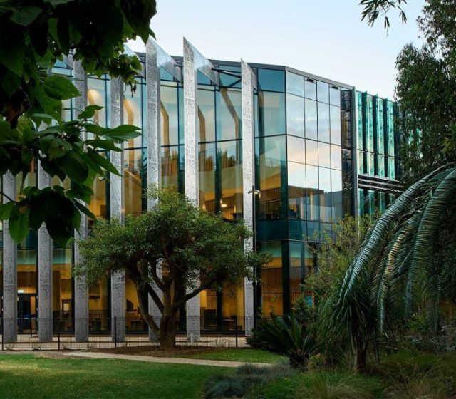 Melbourne Building Named in World's Best University Campuses