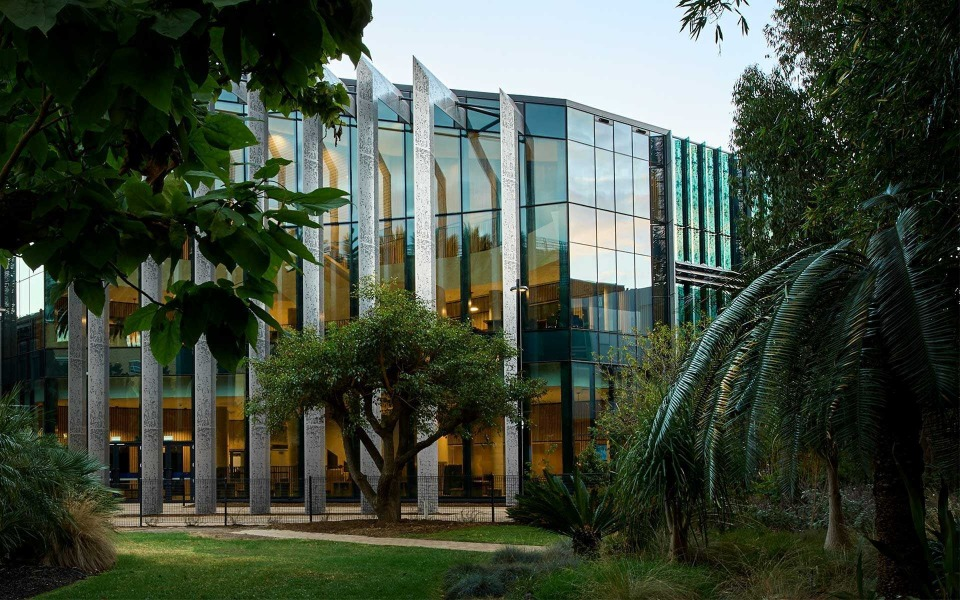 Melbourne Building Named in World's Best University ...