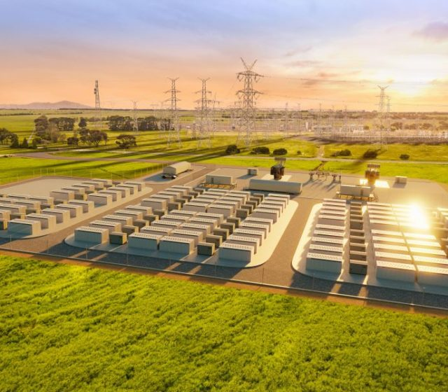 Victoria to Build World's Second Largest Battery