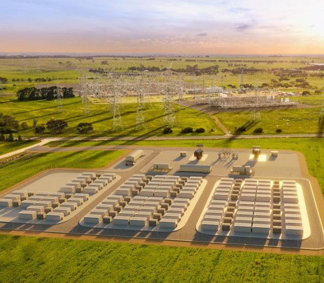 Behind the World's Second Largest Battery