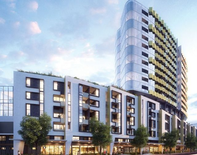 Radicalization of Multi-Residential Development