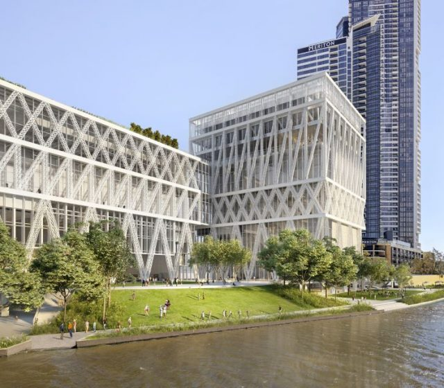 Builders Vie for Landmark Museum Project
