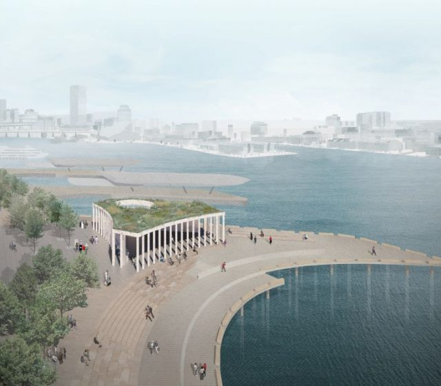 Sydney Architect to Design Stunning Pavilion on Sydney Waterfront