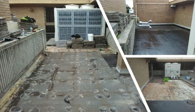 Leaking Concrete Rooftops – Why Waterproofing Should Not Be Ignored or Delayed
