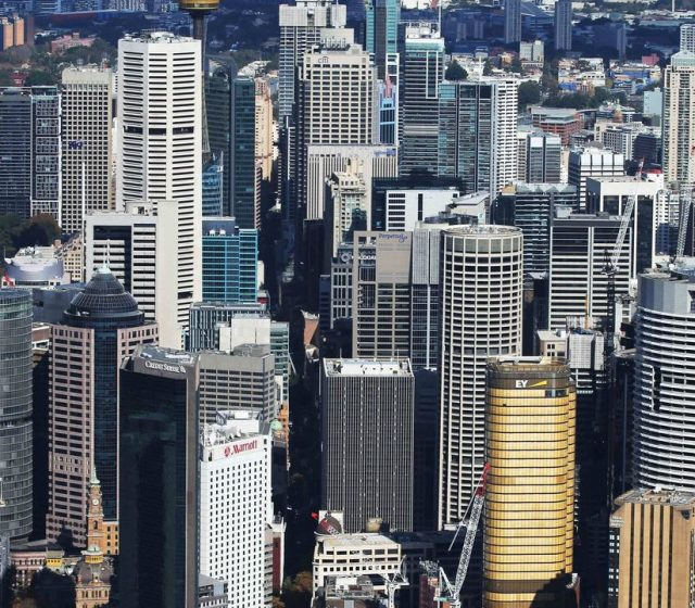 New Sydney Buildings Will Need to Be Carbon Neutral From 2026