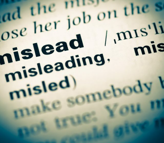 What You Must Know about Misleading and Deceptive Conduct