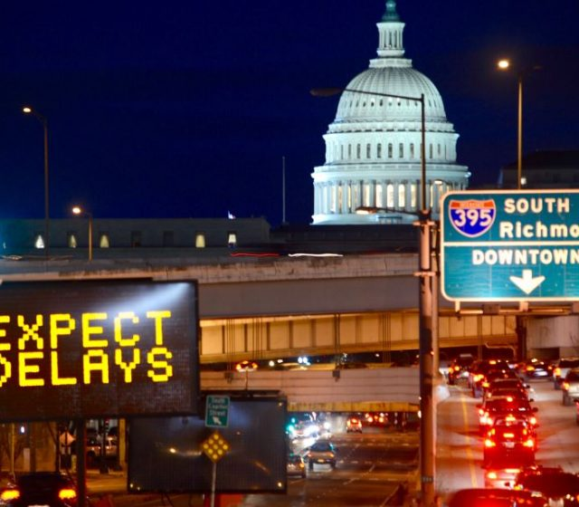 Washington D.C.'s Infrastructure is in Mediocre Condition
