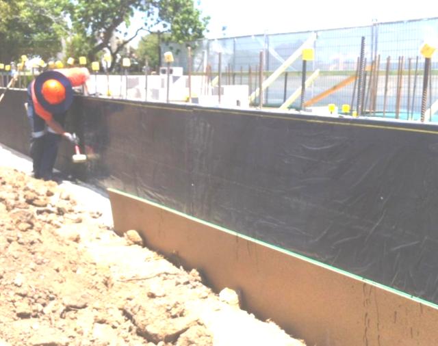 Waterproofing Design In Construction