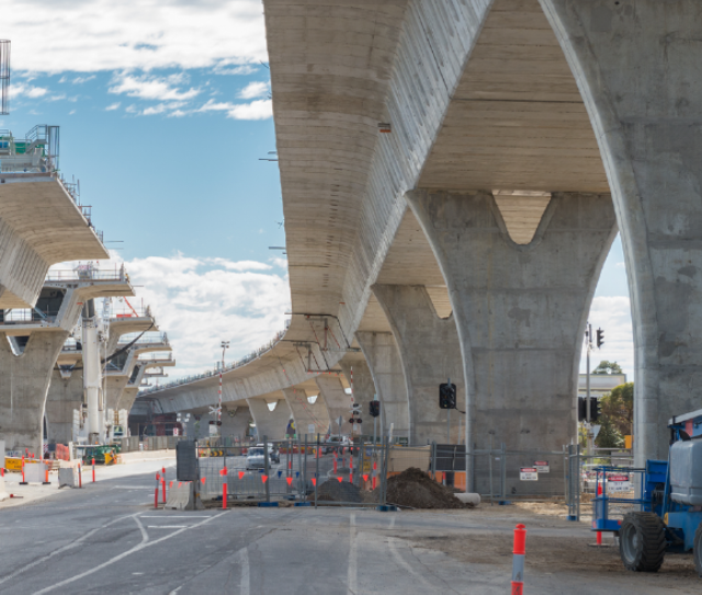 Australia Faces Major Shortages on Record Infrastructure Build